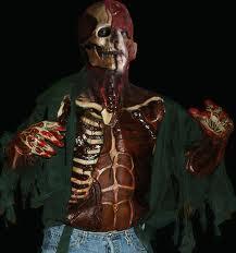 Autopsy Zombie Costume