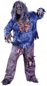 Halloween Zombie Plus Costume