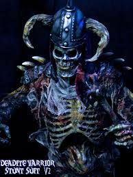 Deadite Warrior Horror Costume