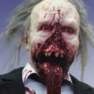 Dr. Tongue Zombie horror Mask