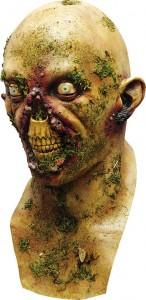 Dug Up Zombie Mask
