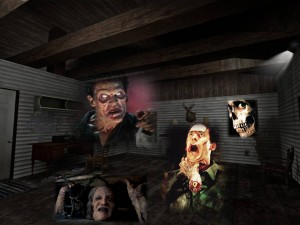 Horror Evil Dead (1987) Part Two