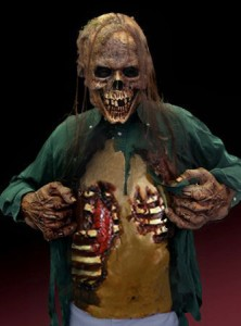 Halloween Flesh eater Costume