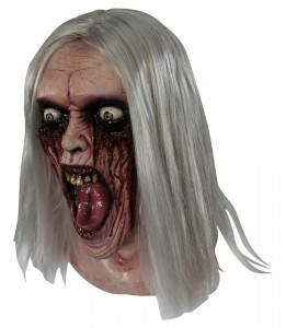 Scary Weeping Woman Mask