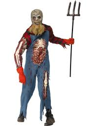 Scary Hillbilly Zombie Costume