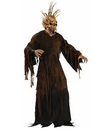 Skull Fin Halloween Costume