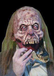 Slack Jaw Halloween Mask