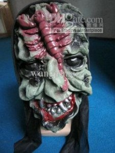 Terrorist Volto Mask