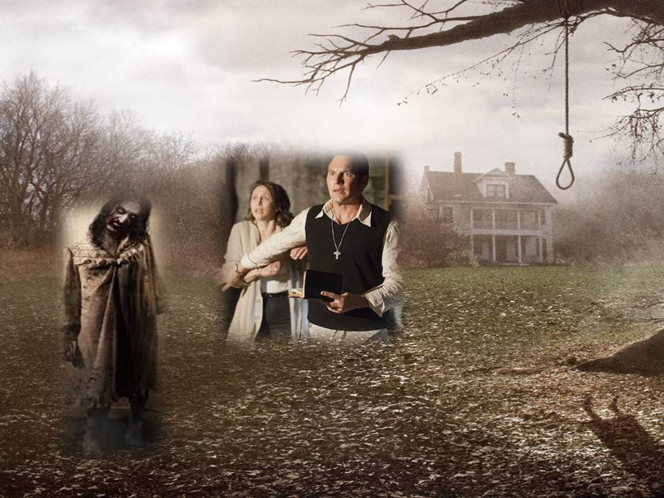 The Conjuring (2013) | Halloween And Ghost News