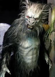 Halloween Prowler Wolf Costume