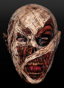 Halloween Mummy Horror Mask
