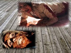 Horror Cabin Fever (2002) Halloween Film