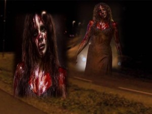 Carrie (2013) Halloween Movie