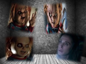 Halloween scary chucky movie