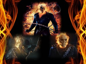 Terrific Ghost Rider (2007) Movie