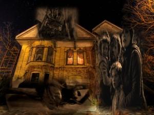 Halloween Mama (2013) Ghost Movie