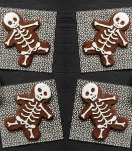 cinnamon skeleton cookies