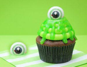 slimy cupcake
