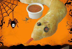 spooky snake